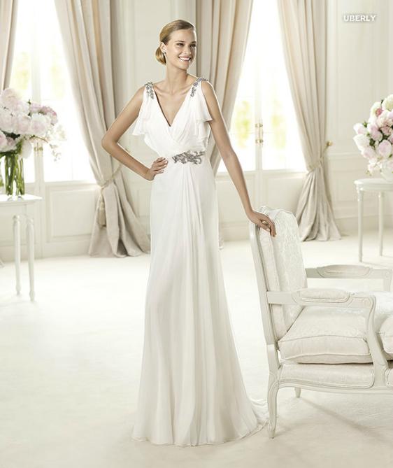 vestidos pronovias boda civil