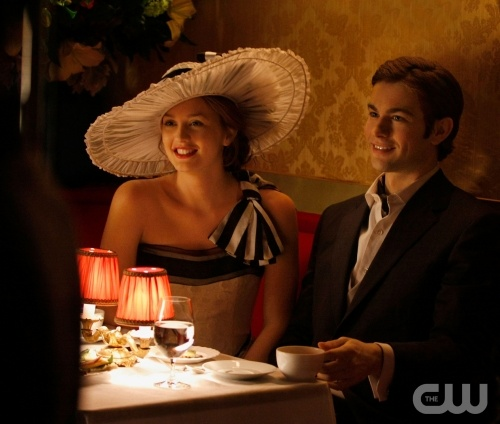 elblogdeanasuero_Gossip Girl_Blair y Nate My fair lady