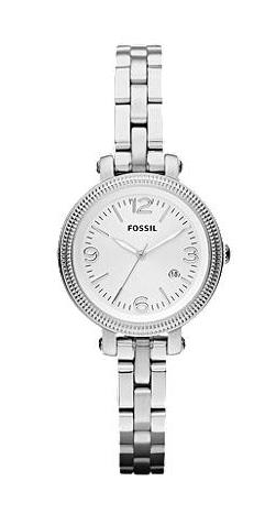 elblogdeanasuero_Regalos Navidad relojes_Fossil plateado