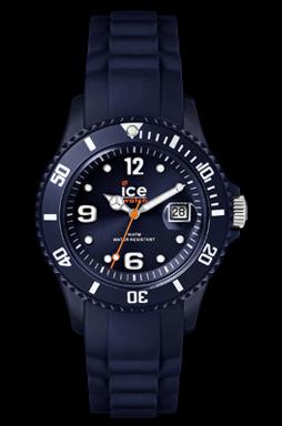 elblogdeanasuero_Regalos Navidad Relojes_Ice Watch azul marino