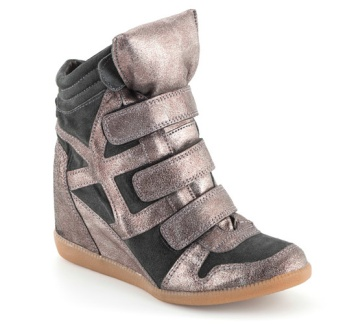 elblogdeanasuero_Regalos Navidad Sneakers_Hakei metalizadas