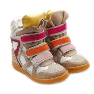 elblogdeanasuero_Regalos Navidad Sneakers_Isabel Marant colorines