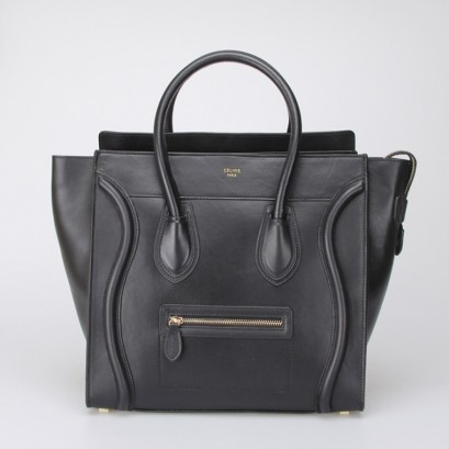 elblogdeanasuero_Celine Boston Bag_Negro