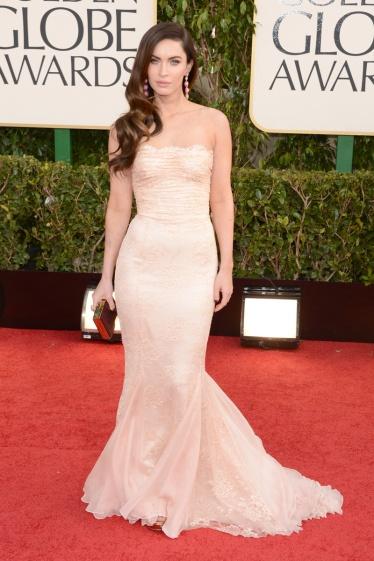 elblogdeanasuero_Globos de Oro_Megan Fox Dolce & Gabbana