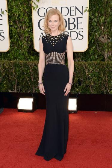 elblogdeanasuero_Globos de Oro_Nicole Kidman Alexander McQueen