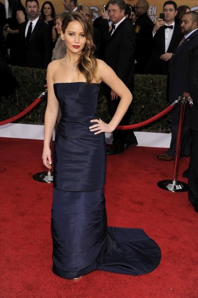 elblogdeanasuero_Premios SAG_Jennifer Lawrence Dior