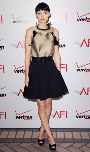 elblogdeanasuero_Rooney Mara_Lanvin AFI Awards