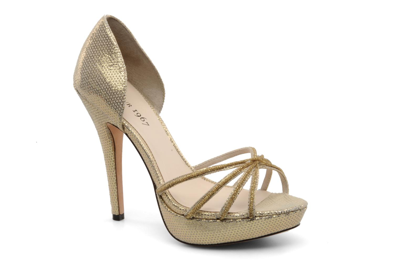 1e69dad6183 elblogdeanasuero Zapatos Novia 2013 Menbur sandalias doradas