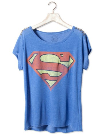 elblogdeanasuero_Cómic_Pull & Bear camiseta Superman
