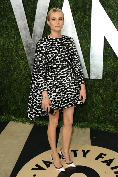 elblogdeanasuero_Fiestas Oscars 2013_Diane Kruger Giambattista Valli
