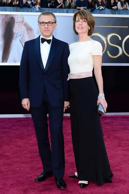 elblogdeanasuero_Oscars 2013_Cristoph Waltz Prada esmoquin