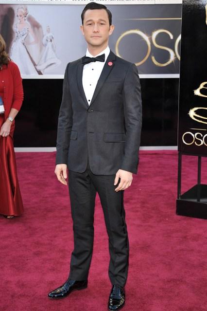 elblogdeanasuero_Oscars 2013_Joseph Gordon-Levitt Gucci