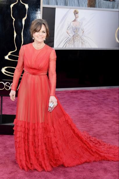 elblogdeanasuero_Oscars 2013_Sally Field Valentino rojo