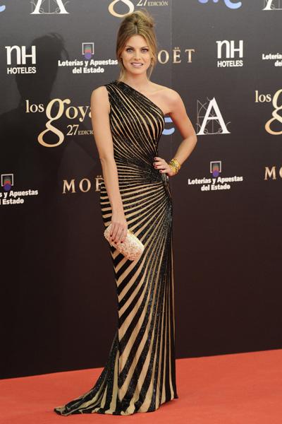 elblogdeanasuero_Premios Goya 2013_Amaia Salamanca Zuhair Mourad