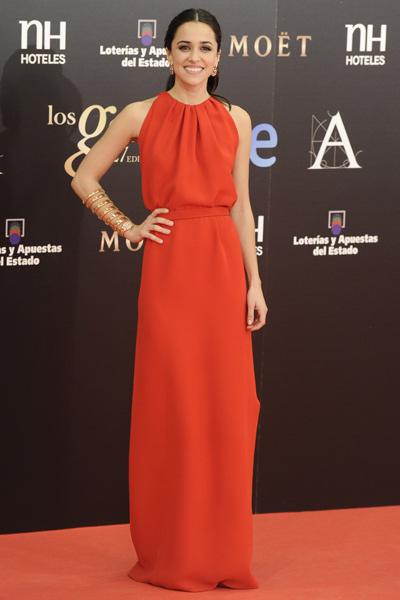 elblogdeanasuero_Premios Goya 2013_Macarena García Dior