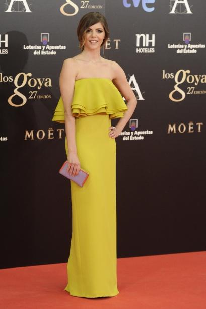 elblogdeanasuero_Premios Goya 2013_Manuela Velasco Gucci