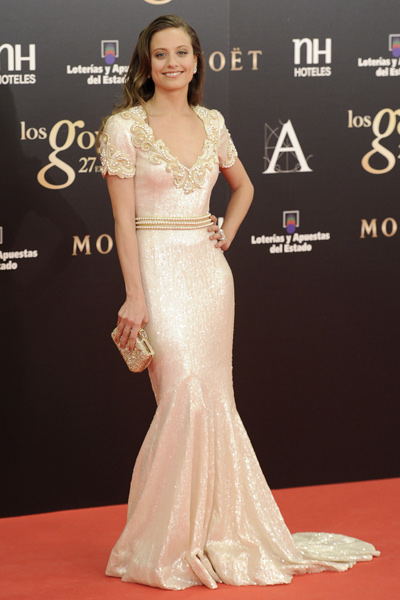 elblogdeanasuero_Premios Goya 2013_Michelle Jenner Andrew Gn