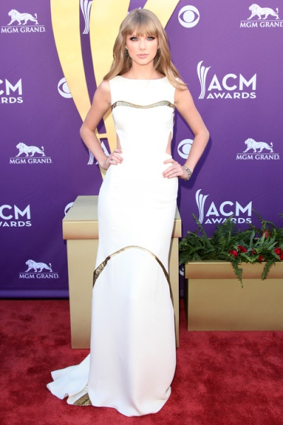 CELEBRITIES EN LA 47 GALA DE LOS PREMIOS COUNTRY EN LAS VEGAS