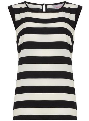 elblogdeanasuero_rayas blanco y negro_camiseta sin mangas Dorothy Perkins 24