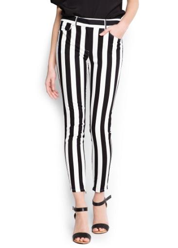 elblogdeanasuero_rayas blanco y negro_pantalones Mango 29,99