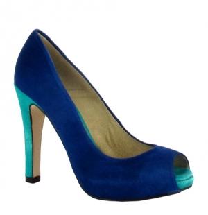 elblogdeanasuero_Complementos Boda 2013_Menbur peeptoes bicolor azules