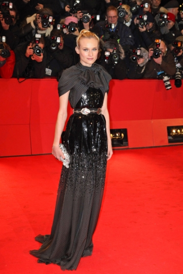 "62nd Annual Berlinale International Film Festival - ""Les Adieu a la Reine"" (""Farewell, My Queen"") Premiere - Arrivals"