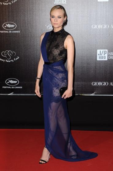 elblogdeanasuero_El estilo de Diane Kruger_Festival de Cine de Cannes Jason Wu bicolor encaje