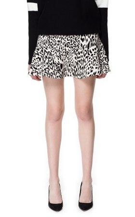 elblogdeanasuero_Minifaldas estampadas_Zara print animal con vuelo