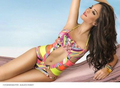 elblogdeanasuero_Bikinis 2013_ Amelia Botero triquini multicolor
