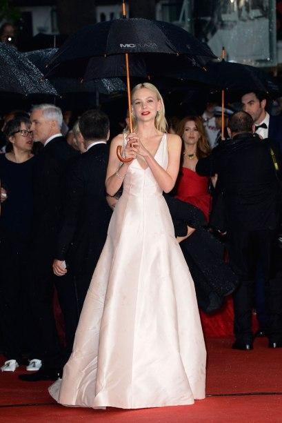 elblogdeanasuero_Cannes 2013_Dior Carey Mulligan rosa claro
