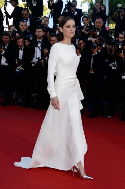 elblogdeanasuero_Cannes 2013_Dior Marion Cotillard blanco largo
