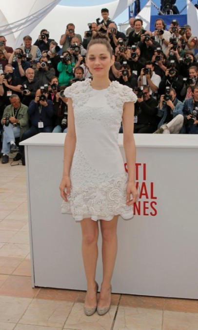 PRESENTACION DEL FILM 'THE IMMIGRANT' EN CANNES