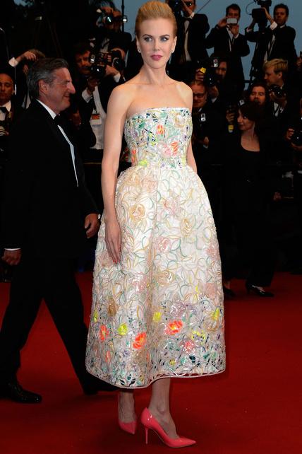 elblogdeanasuero_Cannes 2013_Dior Nicole Kidman Raf Simons colores