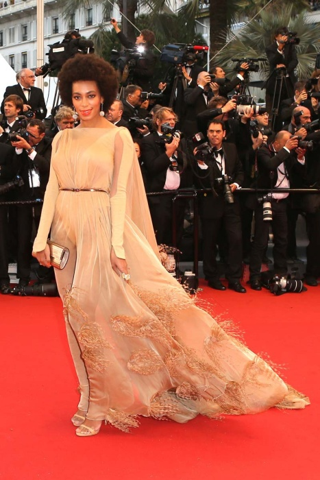 elblogdeanasuero_Cannes 2013_Sthepane Rolland Solange Knowles nude
