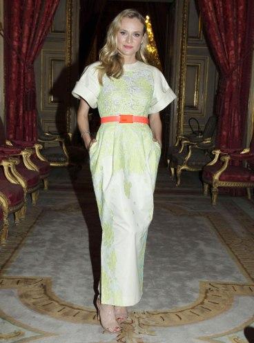 elblogdeanasuero_Tendencia Oriental_Diane Kruger vestido Alessandra Rich
