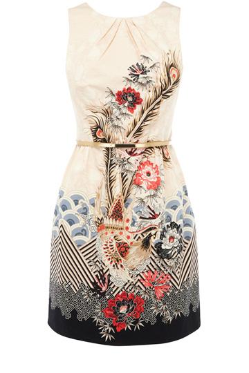 elblogdeanasuero_Tendencia Oriental_Oasis vestido estampado oriental