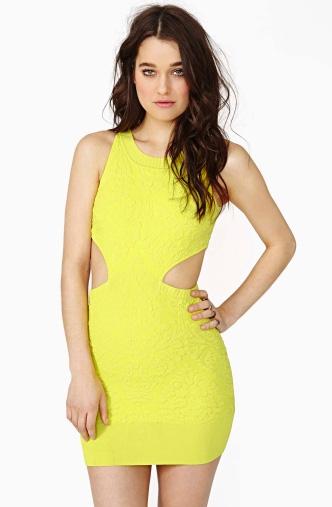 elblogdeanasuero_Vestidos cut out_Nasty Gal vestido amarillo