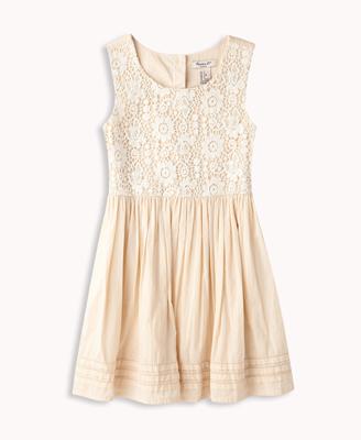 elblogdeanasuero_Croche_Forever 21 vestido color nude