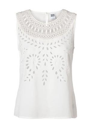 elblogdeanasuero_Croche_Vero Moda Top blanco