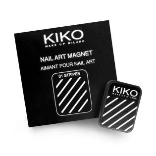 elblogdeanasuero_Manicura verano 2013_Kiko Imán nail Art