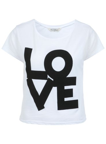 elblogdeanasuero_Camisetas mensaje_Miss Selfridge crop top love