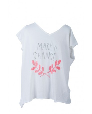 elblogdeanasuero_Camisetas mensaje_The Hip Tee make a change