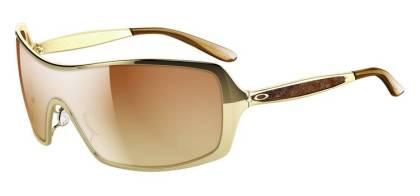 elblogdeanasuero_Gafas de espejo_Oakley doradas