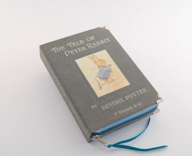 elblogdeanasuero_PS Besitos_Clutch-libro La historia de Peter Rabbit