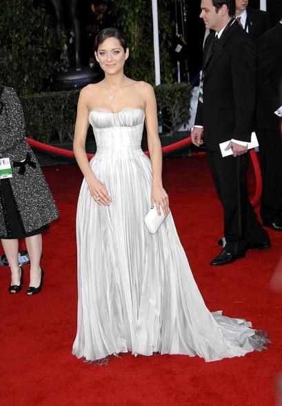 elblogdeanasuero_El estilo de Marion Cotillard_Nina Ricci Premios SAG 2008