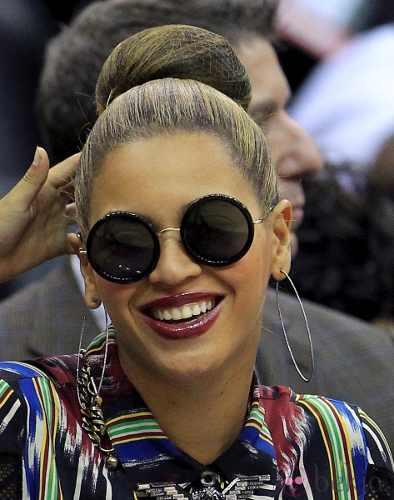 elblogdeanasuero_Gafas de sol redondas_Beyonce