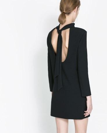 elblogdeanasuero_Little black dress_Zara manga larga y espalda al aire2