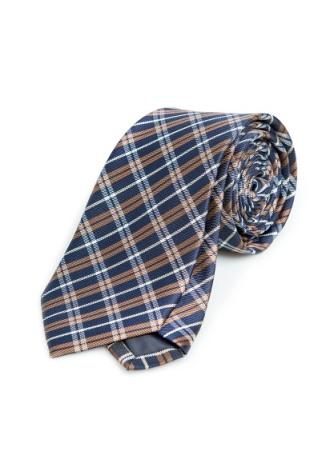 elblogdeanasuero_Tendencia tartán_Mango corbata