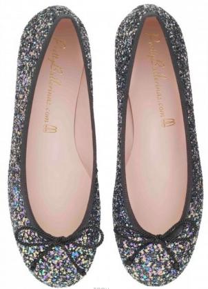 elblogdeanasuero_Bailarinas otoño 2013_Pretty Ballerinas glitter