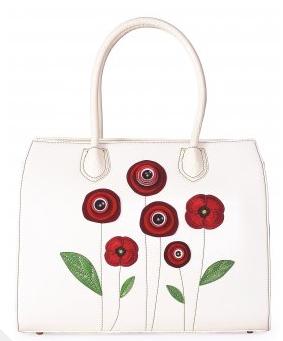 elblogdeanasuero_Bolsos Vendula London_bolso blanco con flores